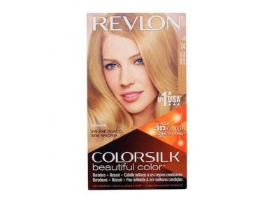 Tinta Sem Amoníaco Colorsilk Revlon Louro