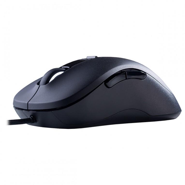 Rato Gaming Hiditec FTRRCA0511 GMO010003 3500 dpi Preto
