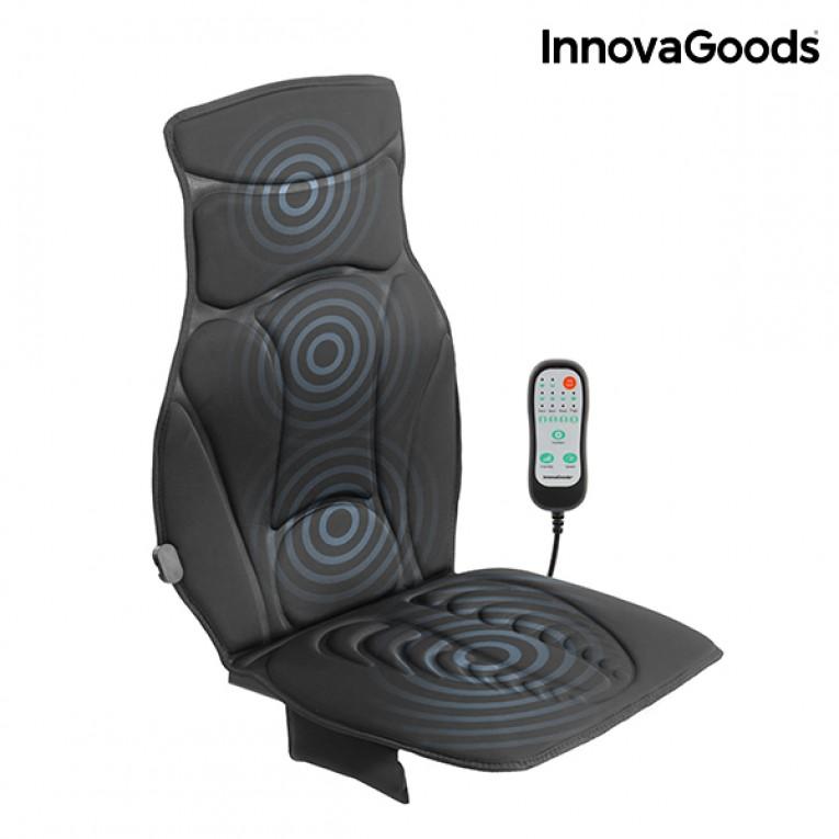 Assento de Massagem Térmico Shiatsu InnovaGoods