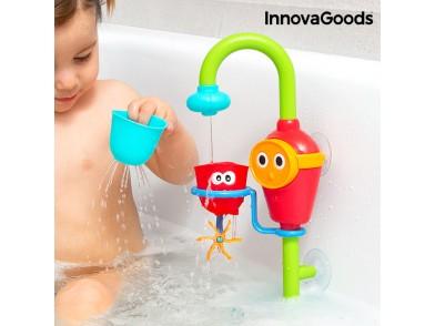 Conjunto de Banho para Crianças Flow & Fill InnovaGoods