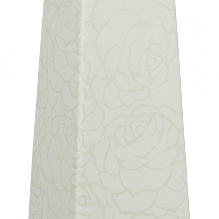 Candelabro (11 x 11 x 45 cm) Cerâmica