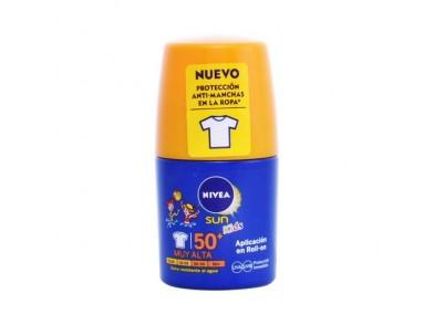 Protetor Solar Roll On Sun Kids Nivea 7017