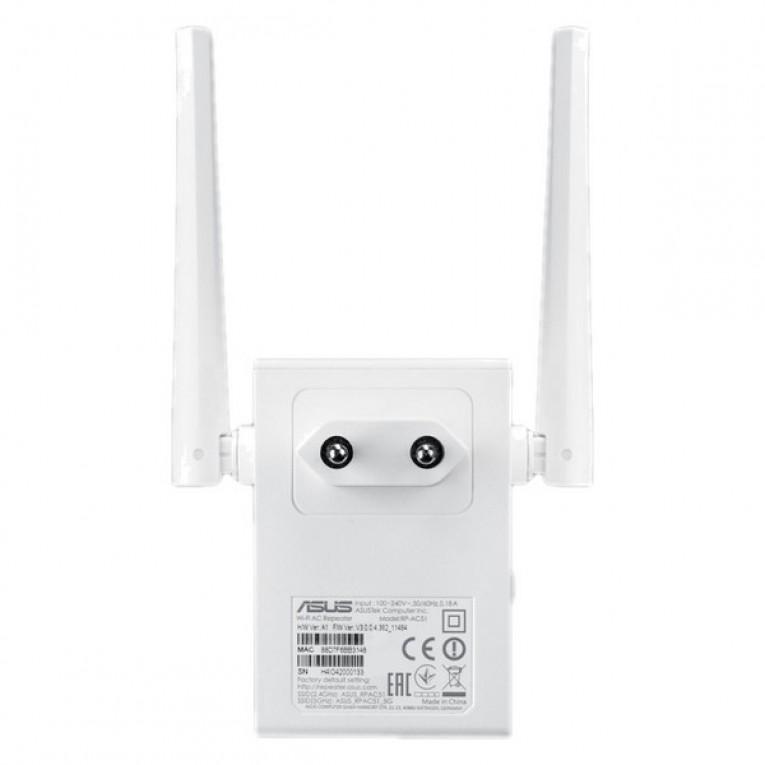 Ponto de Acesso Repetidor Asus NSWPAC0329 WIFI LAN 10/100