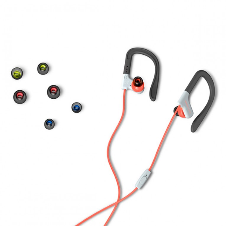 Auriculares Desportivos Energy Sistem MAUAMI0600 Vermelho