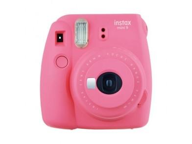Câmara Instantânea Fujifilm Instax Mini 9 Cor de rosa