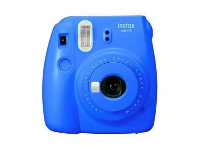Câmara Instantânea Fujifilm Instax Mini 9 Azul elétrico