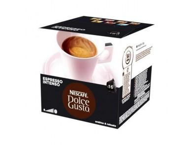 Cápsulas de café Nescafé Dolce Gusto 26406 Espresso Intenso (16 uds)