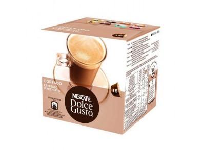 Cápsulas de café Nescafé Dolce Gusto 96350 Espresso Macchiato (16 uds)