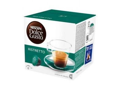 Cápsulas de café Nescafé Dolce Gusto 41640 Espresso Ristretto (16 uds)
