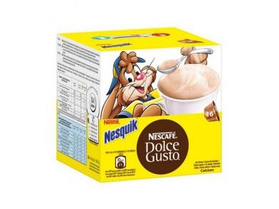 Cápsulas de café Nescafé Dolce Gusto 62183 Nesquik (16 uds)