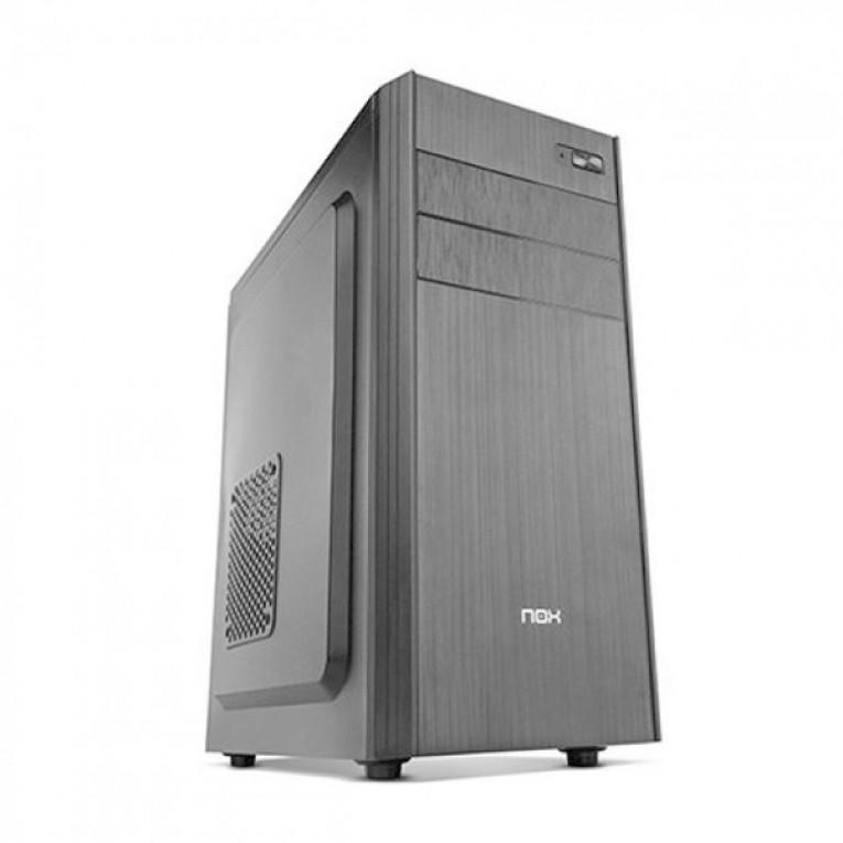 Caixa Semitorre Micro ATX / ATX/ ITX NOX ICACMM0189 NXLITE010