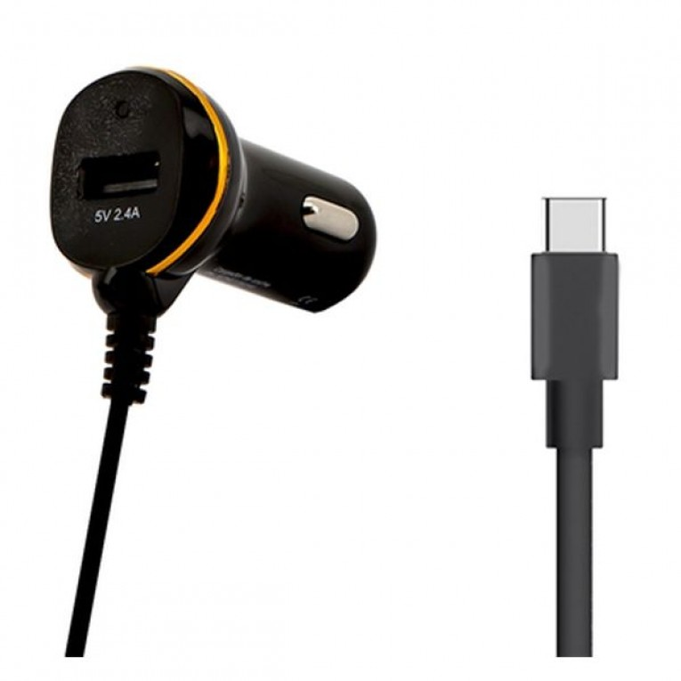 Carregador de Carro Ref. 138246 USB Preto