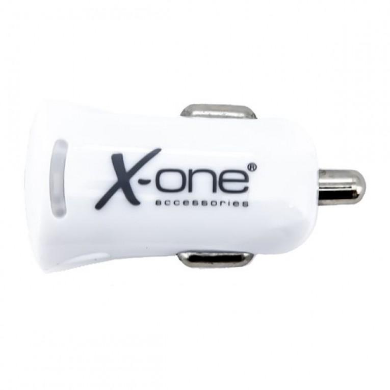 Carregador de Carro Ref. 138338 USB Branco