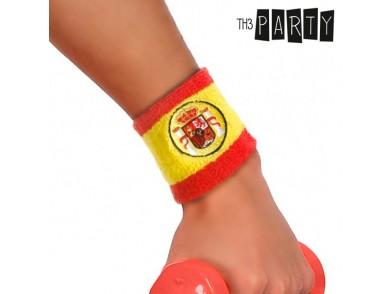 Proteção de Pulso Bandeira de Espanha Th3 Party