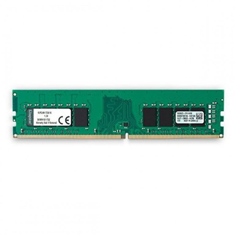 Memória RAM Kingston 16GB DDR4 2400MHz Module KVR24N17D8/16 16 GB DDR4 2400 MHz