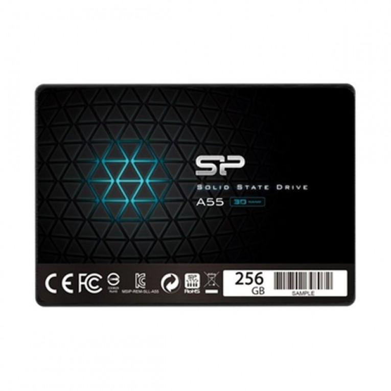 Disco Duro Silicon Power SP256GBSS3A55S25 256 GB SSD 2.5