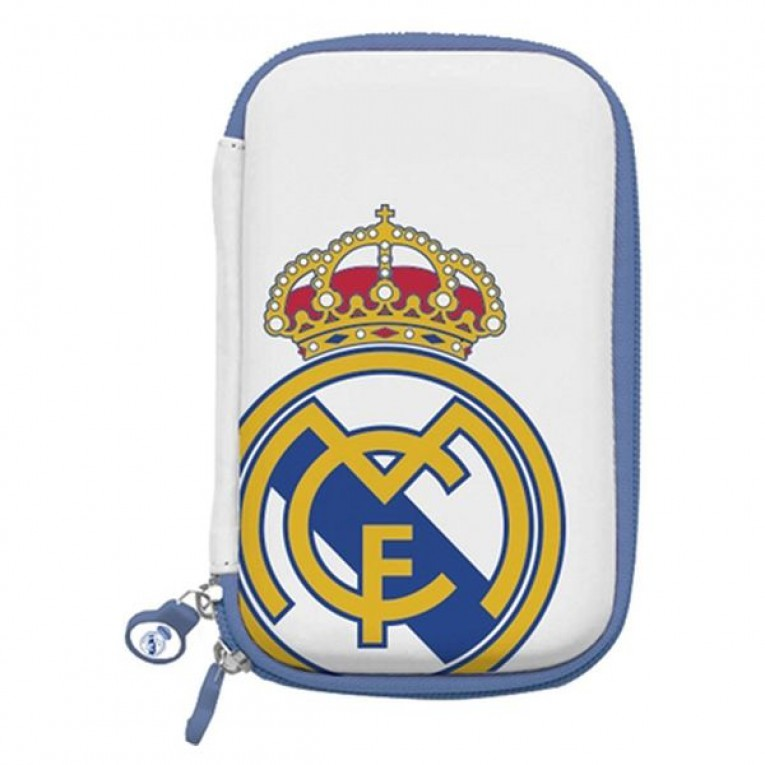 Capa Disco Duro Real Madrid C.F. RMDDP001 3,5