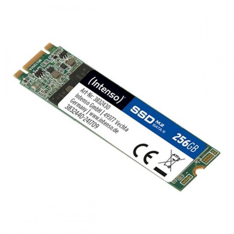 Disco Duro INTENSO 3832440 256 GB SSD 2.5