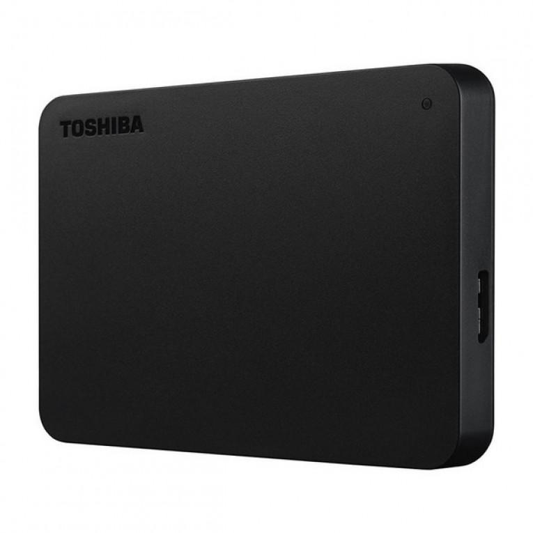 Disco Duro Externo Toshiba HDTB420EK3AA 2 TB 2,5