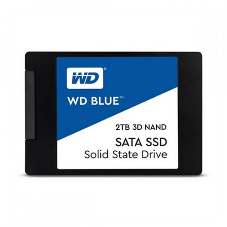 Disco Duro Western Digital WDS200T2B0A SSD 2 TB 2,5