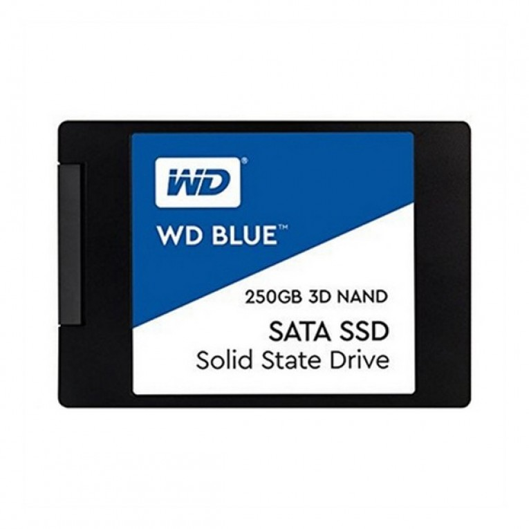 Disco Duro Western Digital WDS250G2B0A SSD 250 GB 2,5