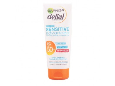 Leite Solar Sensitive Advanced Delial Spf 50