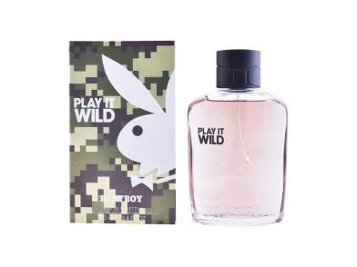 Perfume Homem Play It Wild Men Playboy EDT (100 ml)