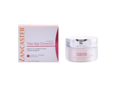 Creme de Noite Anti-idade Total Age Correction Lancaster (50 ml)
