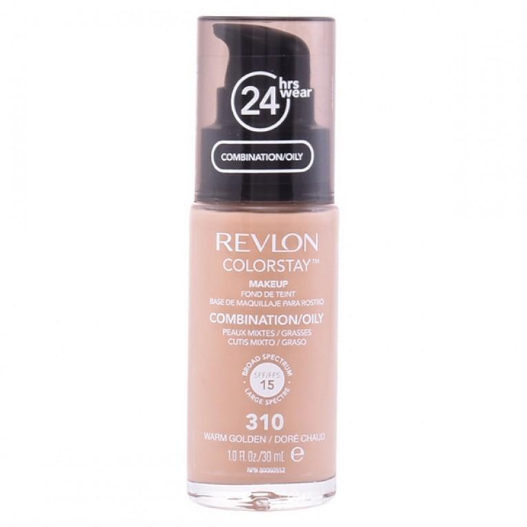 Fundo de Maquilhagem Líquido Colorstay Revlon