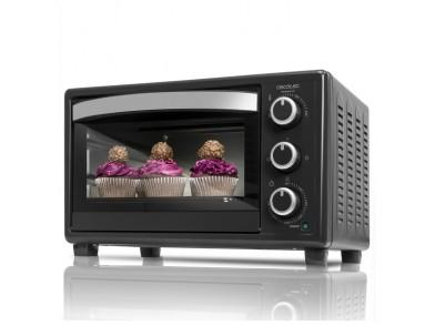 Mini forno elétrico Cecotec Bake'n Toast 1500W