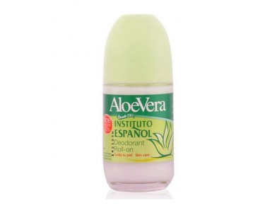 Desodorizante Roll-On Aloe Vera Instituto Español (75 ml)
