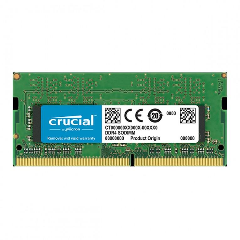 Memória RAM Crucial IMEMD40115 8 GB DDR4 2400 MHz