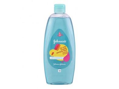Champô para Crianças Baby No Más Tirones Johnson's (500 ml)