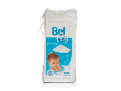 Gazes Não Tecidas Baby Bel (100 uds)