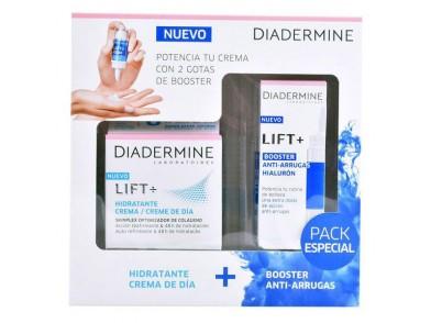 Conjunto de Cosmética Mulher Lift + Hyaluron Diadermine (2 pcs)
