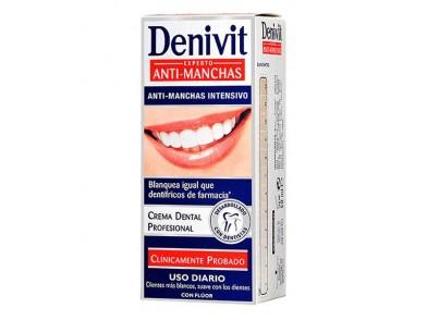 Pasta de Dentes Antimanchas Denivit (50 ml)
