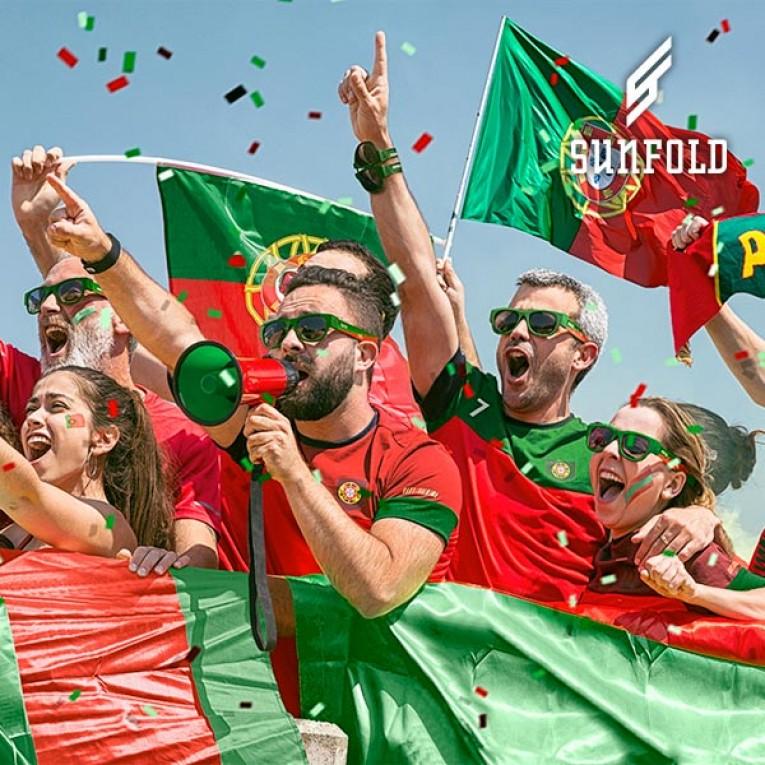 OUTLET Óculos de Sol Enroláveis Sunfold Portugal (Sem embalagem)