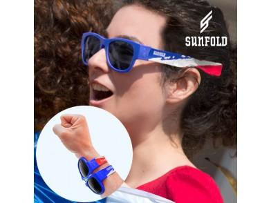 OUTLET Óculos de Sol Enroláveis Sunfold Mundial France (Sem embalagem)