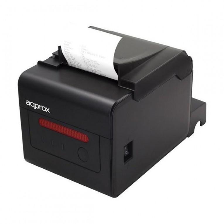 Impressora Térmica approx! appPOS80WIFI Preto