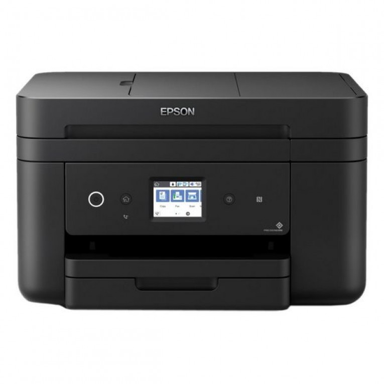 Impressora multifunções Epson WorkForce WF-2860DWF Preto