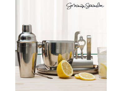 Conjunto de Cocktail Deluxe Summum Sommelier (8 peças)