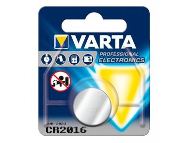Pilha de Botão de Lítio Varta CR-2025 3 V Prata