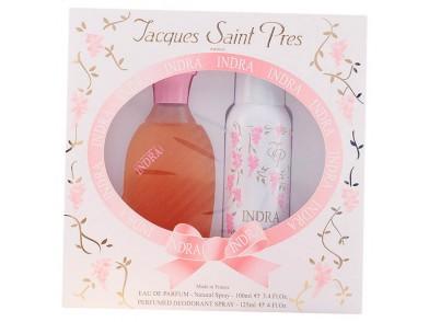 Conjunto de Perfume Mulher Indra Ulric De Varens (2 pcs)