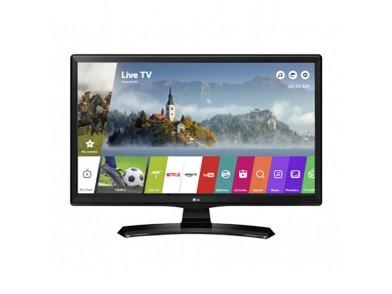 Smart TV LG 28MT49SPZ 28? HD Ready IPS LED USB x 1 HDMI x 1 Wifi Preto
