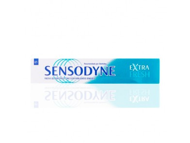 Pasta de dentes Extra Fresh Sensodyne (75 ml)