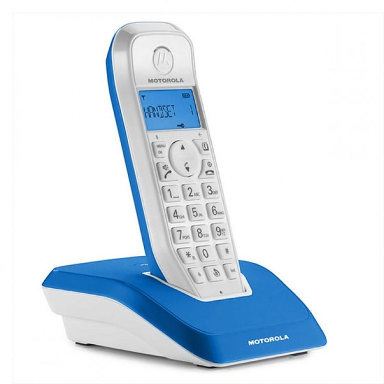 Telefone sem fios Motorola S1201