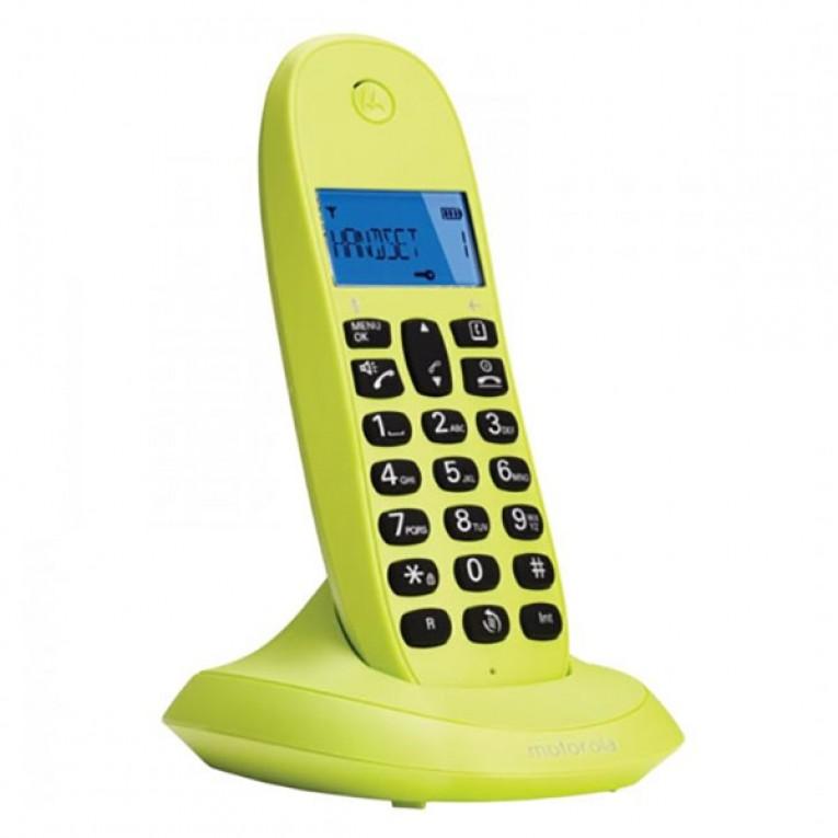 Telefone sem fios Motorola C1001