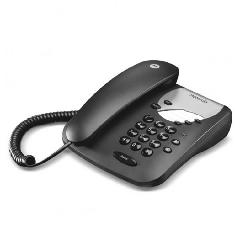 Telefone Fixo Motorola CT1