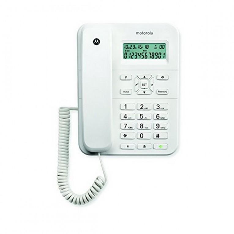 Telefone Fixo Motorola E08000CT2N1GES38