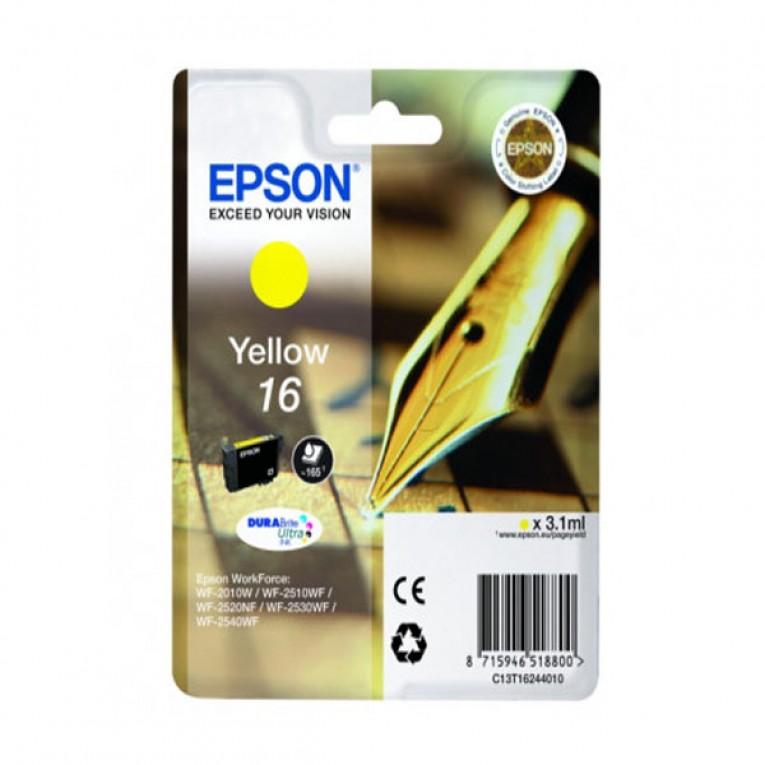 Tinteiro de Tinta Original Epson T16